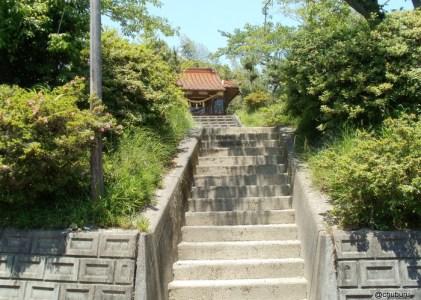 トリムさんよう山川コースを歩いてきた。その3野田神社