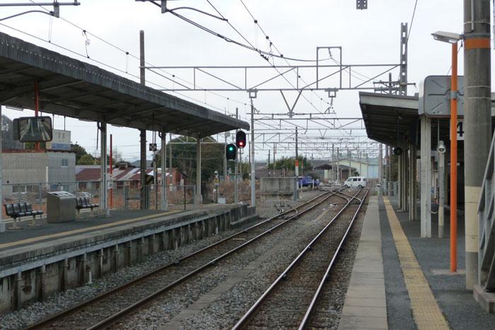 居能駅(JR宇部線・小野田線)