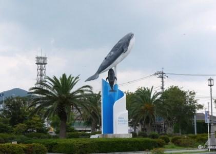 青海島で鯨と金子みすゞに出会う。