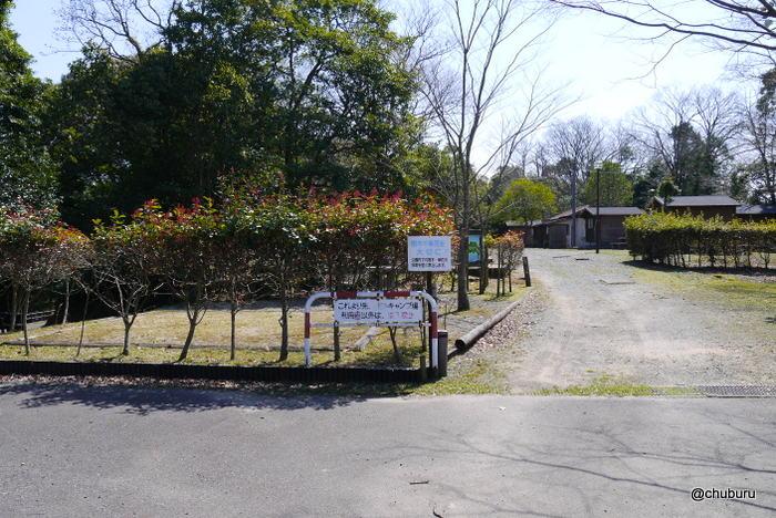 豊田湖畔公園オートキャンプ場