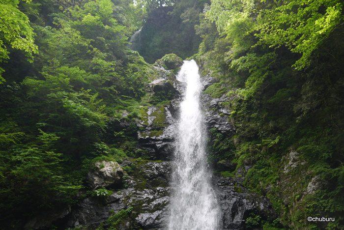 若葉のころ その3瀬戸の滝