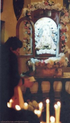 """""""Devoción a la Virgen de Punta Corral"""" (veromendo, 2005, 35 mm)"""