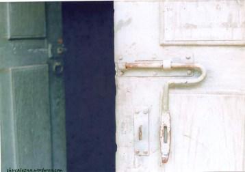 Portal de la Iglesia de Tumbaya - Detalle (veromendo 2005, 35 mm)