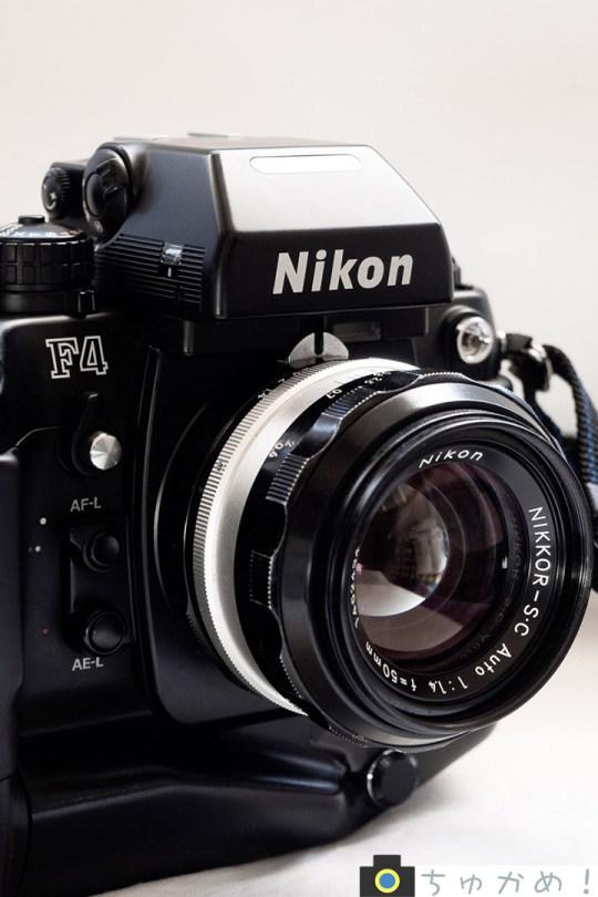 Nikkor S.C Auto 50mm F1.4