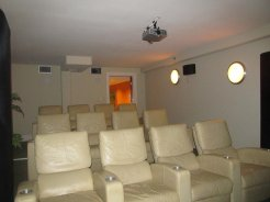 Owners Theater Room