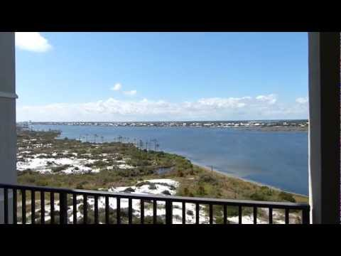 Video thumbnail for youtube video Florencia Condominium Unit 804 Perdido Key FL