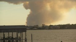 State Park Fire in Orange Beach and Gulf Shores5