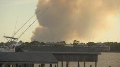 State Park Fire in Orange Beach and Gulf Shores7