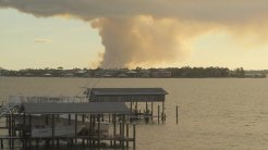 State Park Fire in Orange Beach and Gulf Shores9