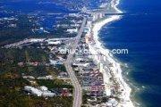 Orange Beach Coastal View