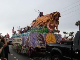 2013 Mardi Gras Schedules - Pensacola