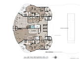 Abaco Gulf Shores 5th Level Floorplans - Amenitiies
