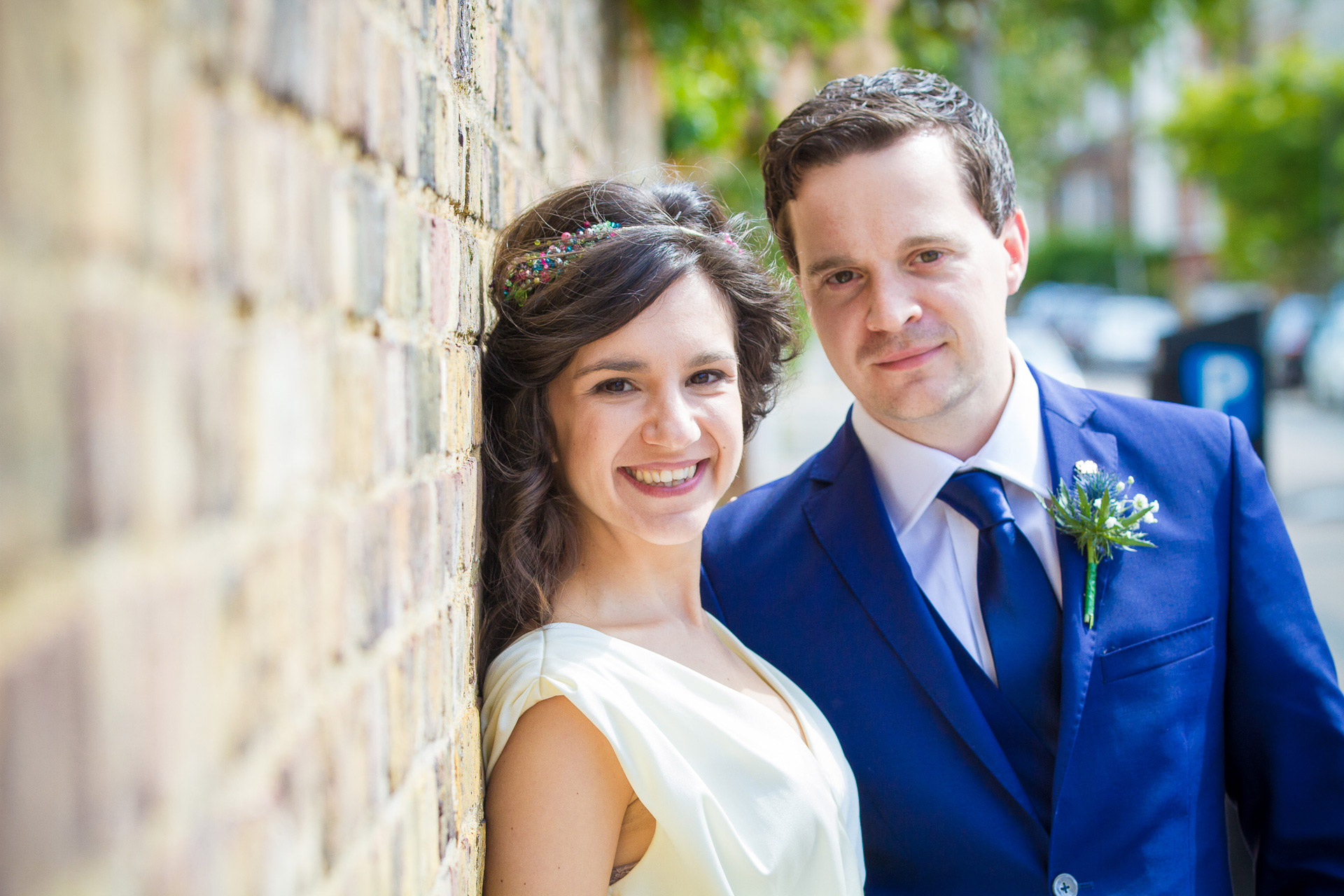 Emma & John - London Wedding