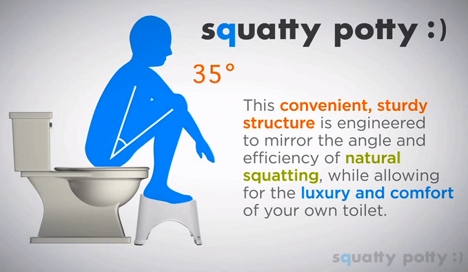Squatty Potty Colon The Best Crap I Ever Bought Chuck