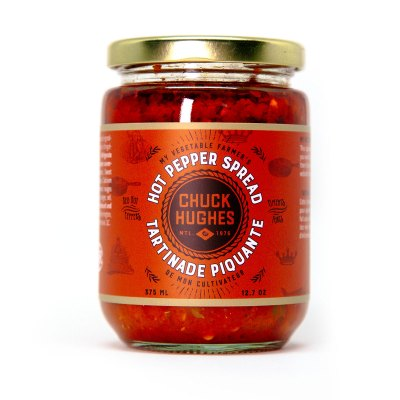 ChuckHughes_HotPepperSpread