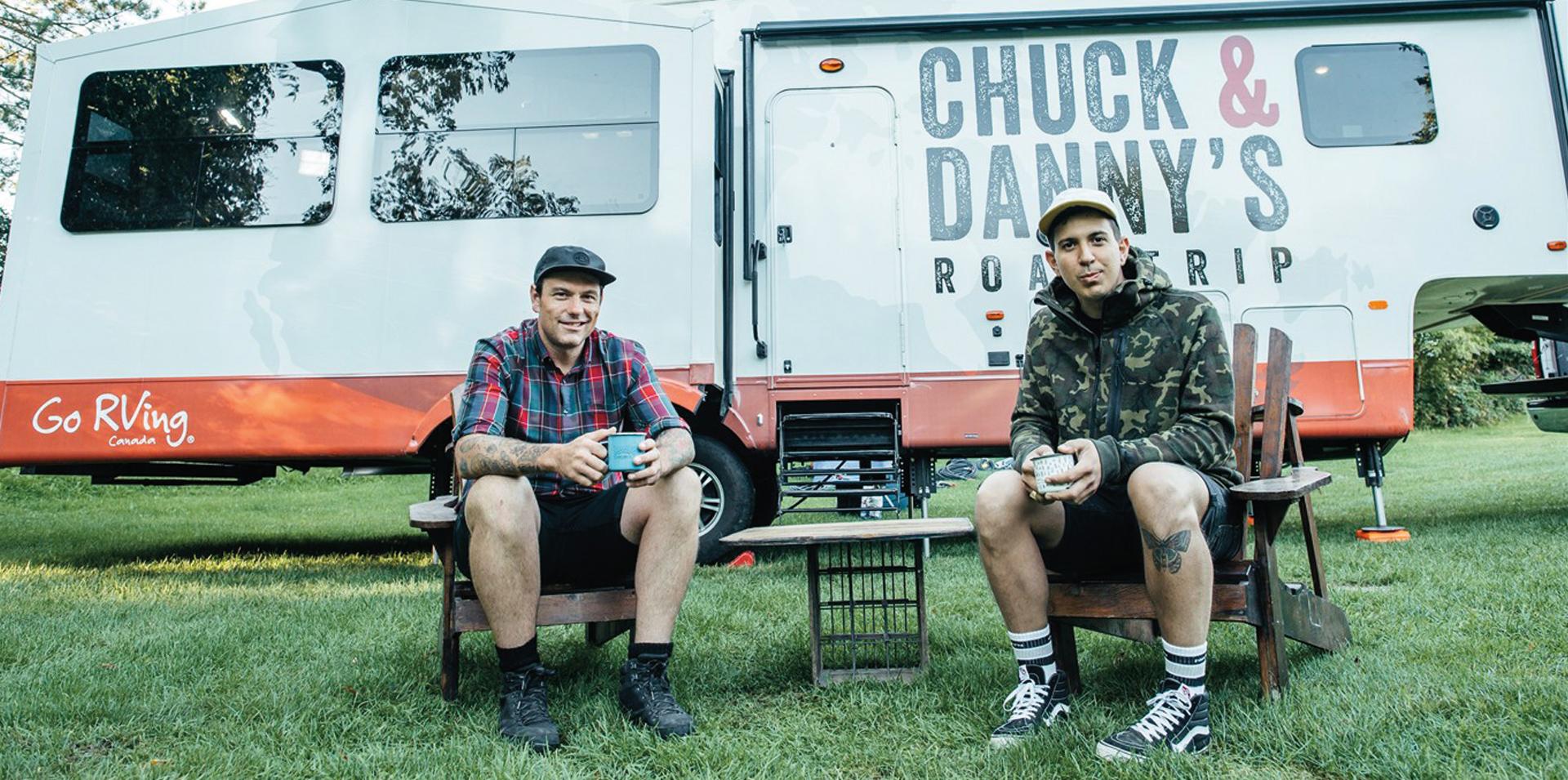 Chuck & Danny's Road Trip