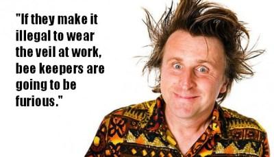 Milton Jones Quotes & Live Universe Stand-Up Jokes