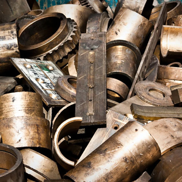 Removing and Recycling Metal Scraps