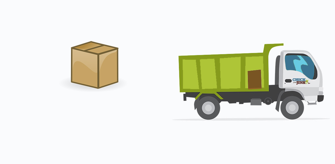 Cost for Junk Removal of a single item