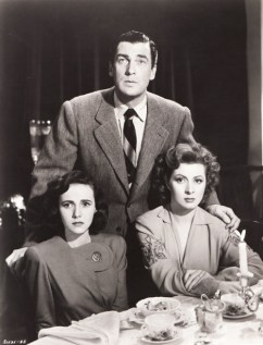 Greer Garson, Teresa Wright and Walter Pigeon