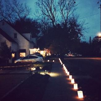 Xmas-lights