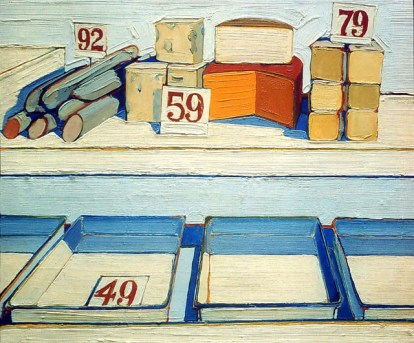 Thiebaud, WayneDelicatessen Counter1962
