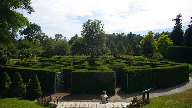 VanDusen-Maze