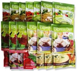 5 dňová Express diéta balíky chudnutie