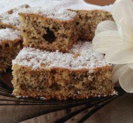 Cuketový koláč