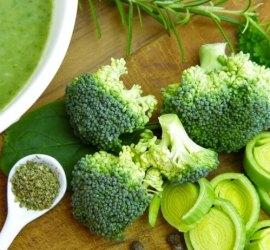 zeleninová diéta
