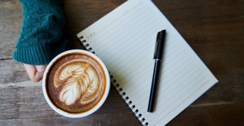 prečo písať denník chudnutia