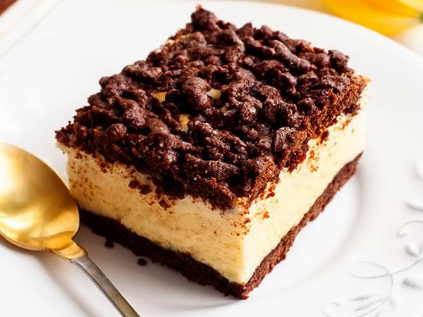 Шоколадная Королевская ватрушка с какао в духовке | Чудо-Повар