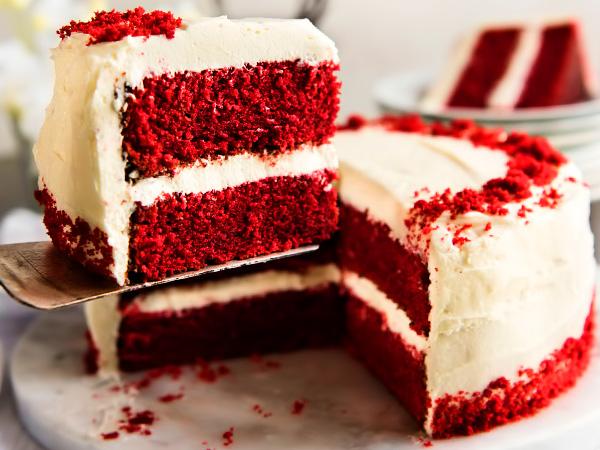 Торт Красный бархат Red Velvet Cake: рецепт с фото | Чудо ...