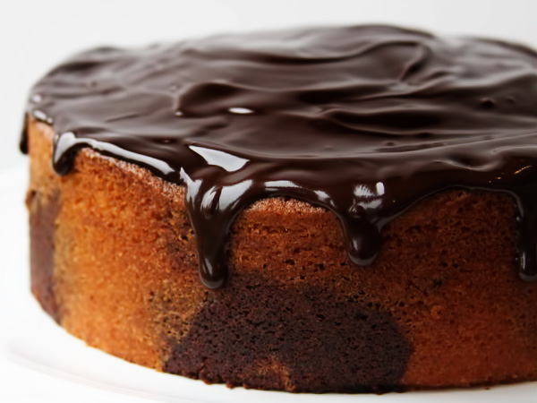 Торт Зебра на сметане – простой классический рецепт с фото ...