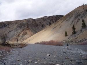 Salmon River near Clayton