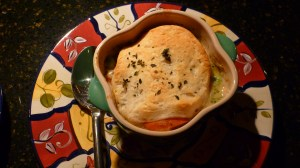 Partridge Pot Pie