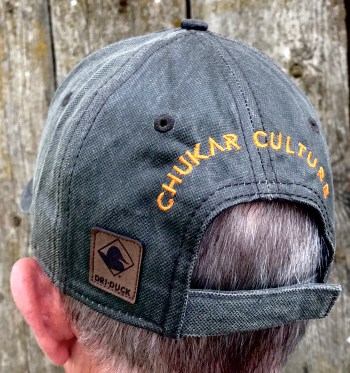 Dri Duck Foundry Chukar Culture Hunting Cap