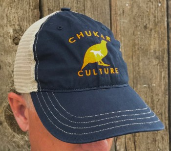 Richardson 111 Chukar Culture hat