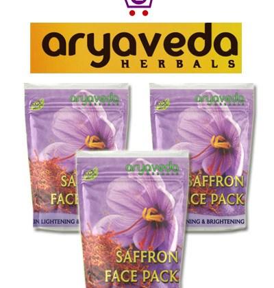 Saffron Face Pack