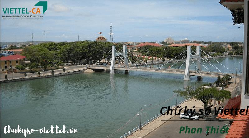 Dịch vụ Chữ ký số Viettel tại Phan Thiết – Bình Thuận