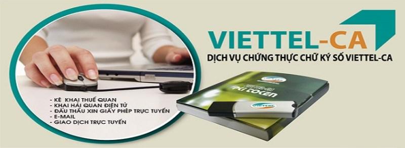 Báo giá phần mềm BHXH của chữ ký số VIETTEL