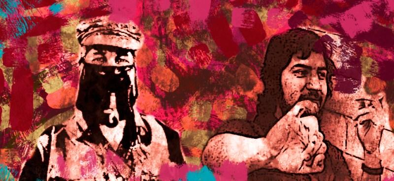 Lapoesía armadahasta losdientes:Subcomandante Marcos