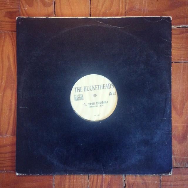 The Bucketheads / #thecompany vinyl archives / #oldskoolbeats http://ift.tt/1uW7Xnp