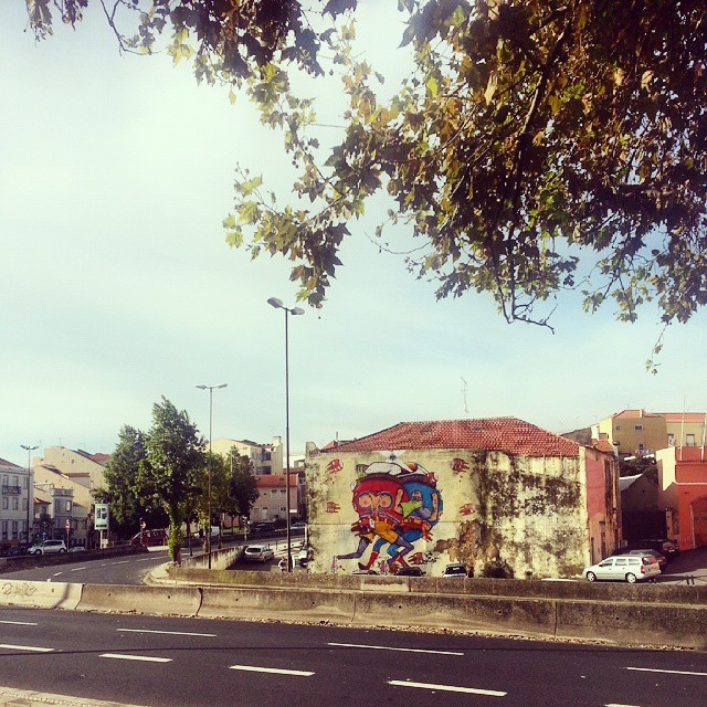 Vale de Alcântara / #Lisbon http://ift.tt/1yarfWF