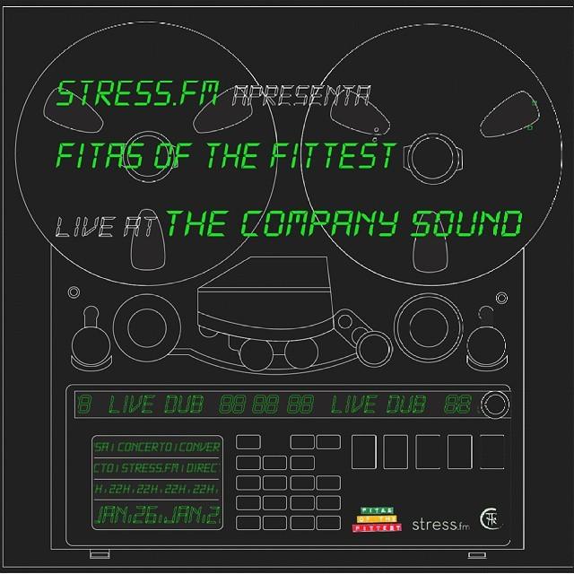 Segunda, 22h, em directo na #stressfm / live dub / #Lisboa http://ift.tt/1yyEDI9