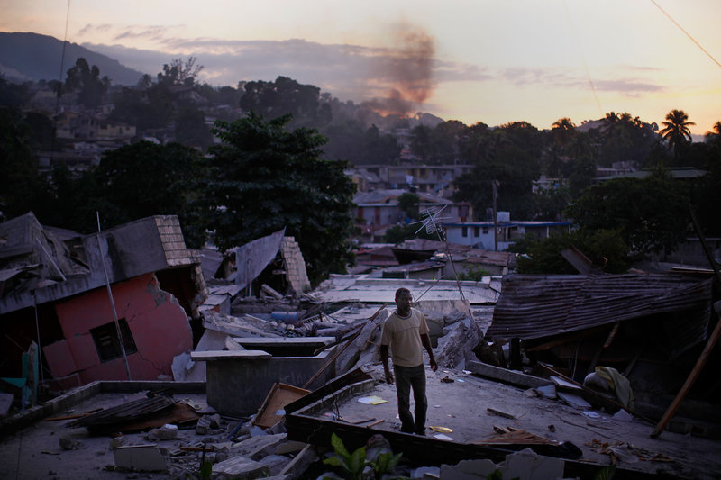 "npr: ""Where did the money go? An NPR and Propublica investigation has raised troubling questions about what happened to the hundreds of millions of dollars raised by the American Red Cross for earthquake relief in Haiti. Goats and Soda posed a few..."