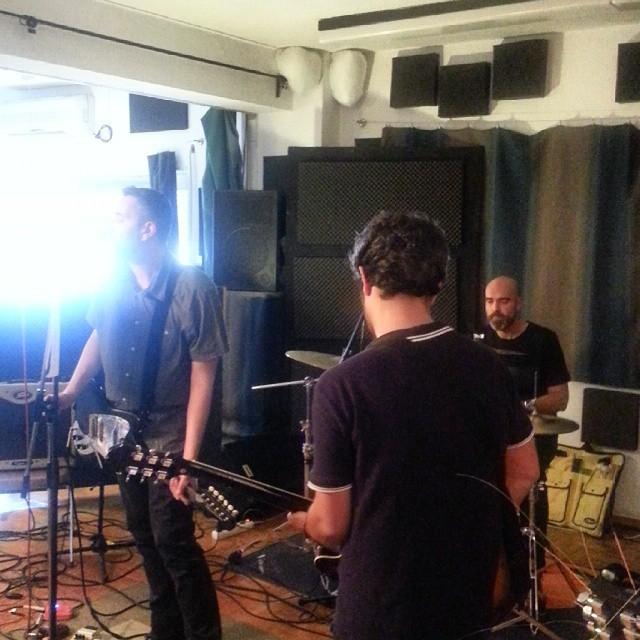 Blaze & the Stars soundcheck / #thecompanysound // #Lisboa // http://ift.tt/1IKArvt