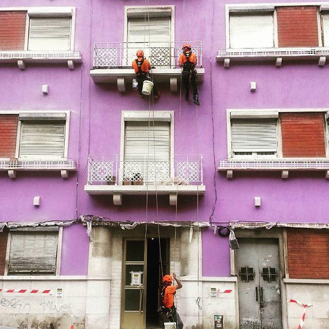 Pink matter. / #Lisboa // http://ift.tt/1K9TtdW