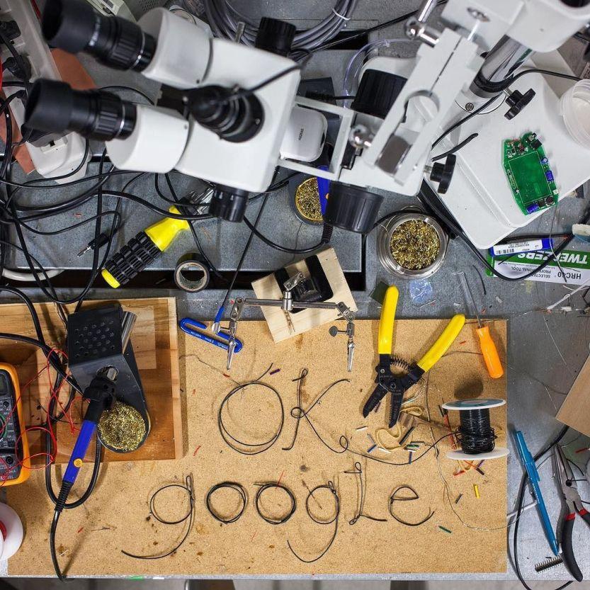 🔍 Ok Google, I'm feeling curious by google http://ift.tt/1MoZsbU