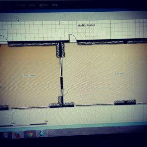 Studio loaded. #thecompanysound // #operationphoenix / http://ift.tt/1LsI6i5